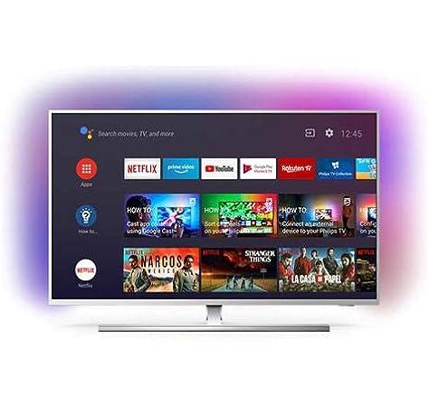 Philips TELEVISOR 58PUS8555-58/146CM - 3840 * 2160 4K: Amazon.es: Electrónica