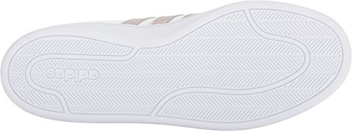 Adidas NEO Women's CF Advantage W, White/Vapour Grey/White, 7 M US