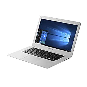 "Notebook Legacy 14 Pol. 64Gb (32+32Sd) Windows 10 2Gb Ram Quad Core Branco Multilaser - PC110, Multilaser, PC110, Intel Atom x5-Z8350, 2GB GB RAM, Tela"","