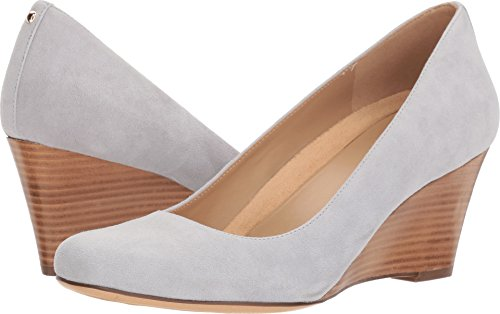Naturalizer Women's Emily Pale Lapis Suede 6 W US by Naturalizer