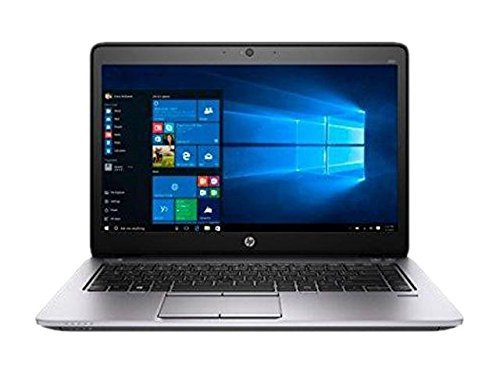 2017 HP Elitebook 840 G1 14.0 Inch High Performanc Laptop Computer, Intel Dual-Core i5 4300U, up to 2.9GHz, 8GB Memory, 180GB SSD, USB 3.0, Bluetooth, Window 10 Professional (Certified Refurbished) by HP