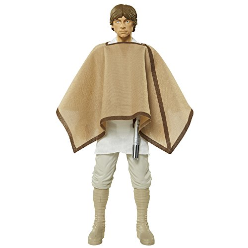 Star Wars Big Figs Classic 18  Docking Bay Luke Action Figure