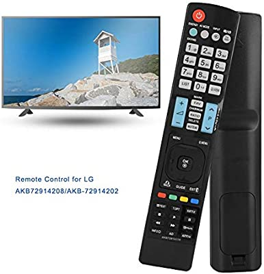 Replacement Remote Control for LG AKB72914208