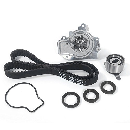 Acura Integra Valve (Timing Belt Kits with Water Pump for 1994 - 2001 Acura Integra GS-R/1997 - 2001 Acura Integra Type-R 1.8L 1797CC l4 DOHC 16 Valve)