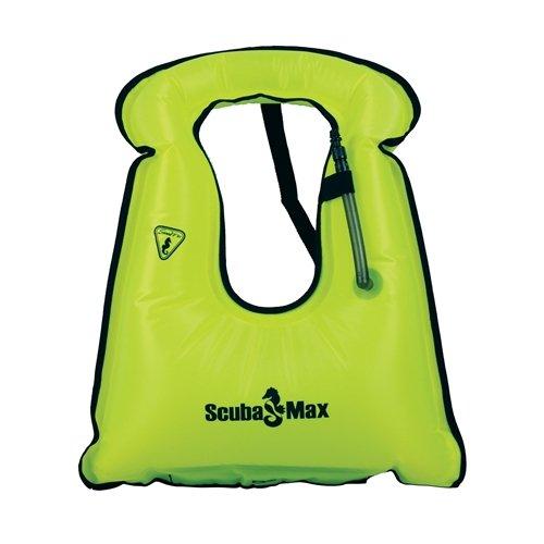 New ScubaMax Snorkeling Vest (Size Adult Medium)