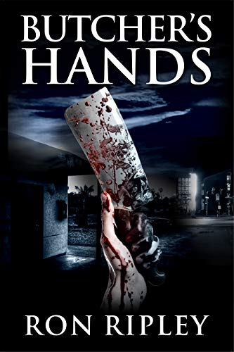 Butcher's Hands: Supernatural Horror with Scary Ghosts & Haunted Houses (Haunted Village Series Book -