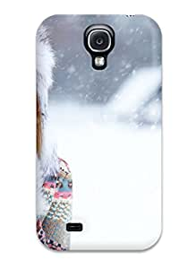 Premium Protection Mood Case Cover For Galaxy S4- Retail Packaging