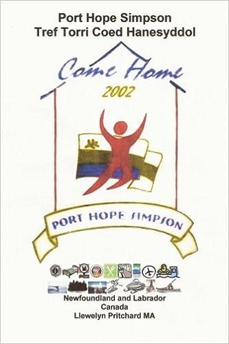 Port Hope Simpson Tref Torri Coed Hanesyddol: Newfoundland and Labrador, Canada: Volume 10 Port Hope Simpson Dirgeleddau