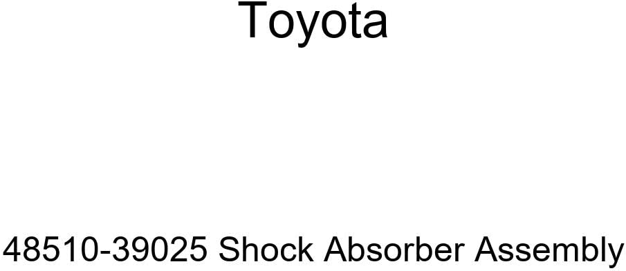 Toyota 48510-39025 Shock Absorber Assembly
