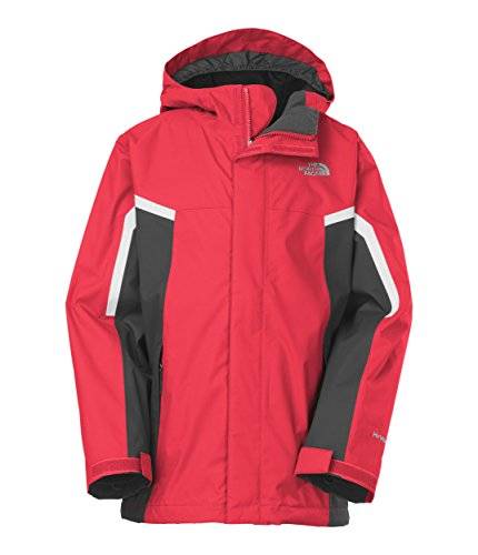 The North Face Boy's Nimbo Triclimate Jacket Fiery Red Size X-Large by The North Face