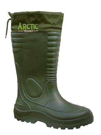 Lemigo Arctic Thermo + EVA (Gummistiefel/Thermostiefel bis - 50ºC), Schuhgröße:46