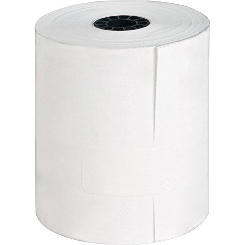 Sparco Thermal Paper Roll, 3-1/8 x 230-Feet, 50 Count, White (SPR25346) by Sparco