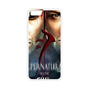 supernatural poster iPhone 6 4.7 Inch Cell Phone Case White yyfabd-380327