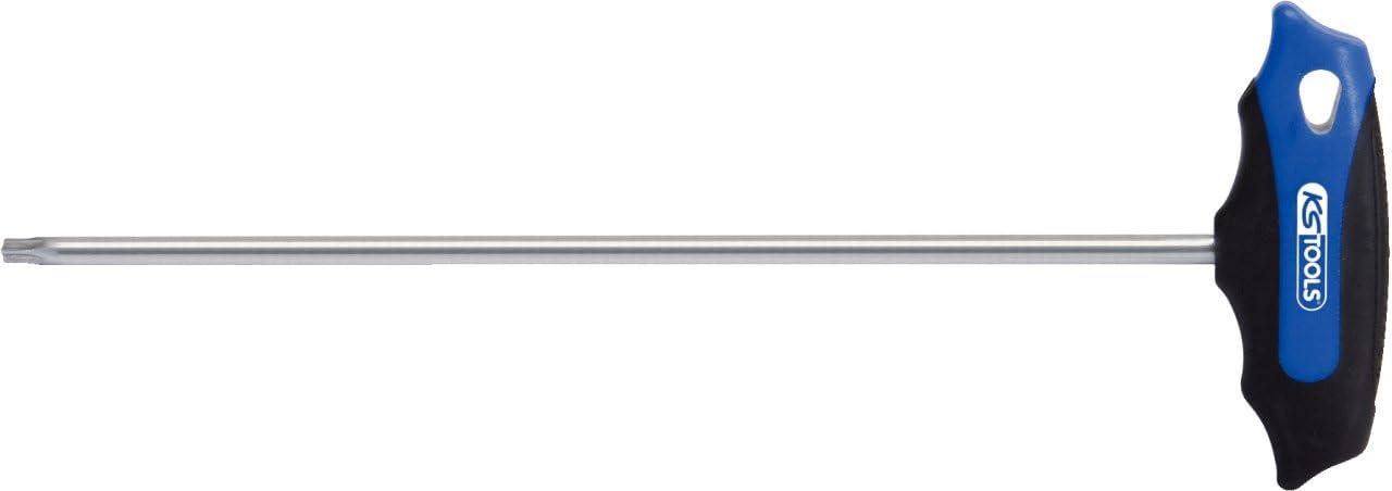 TS20 KS Tools 140.2203 Schraubendreher F/ünfstern mit Stirnlochbohrung