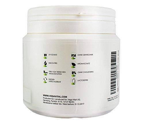 Vegavero MSM Schwefel Tabletten mit Zink | Vegan - Natürlich - Organisch | Nahrungsergänzungsmittel bei Gelenkschmerzen | 1000mg hochdosiert