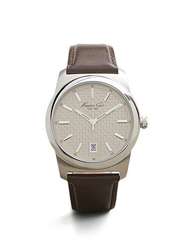 kenneth-cole-new-york-mens-10025893-classic-analog-display-japanese-quartz-brown-watch