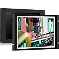 Lilliput 15 TK1500-NP/C/T Industrial 5-wire Resistive Touch Screen Monitor Open Frame Design with VESA& Rear Mounting method