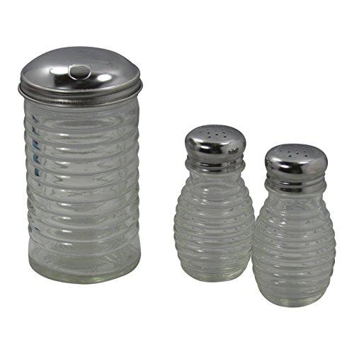 Glass Sugar Shaker - 9