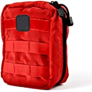 First Aid Medical Bag Pouch Backpack for Travel Camping Cycling