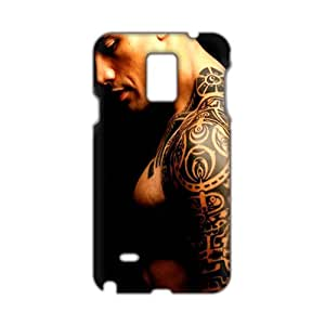 KJHI samoan tattoos 3D Phone Case for Samsung NOTE 4