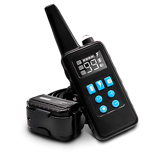 YooGui Dog Training Collar with Remote 500M/1640ft for sale  Delivered anywhere in USA
