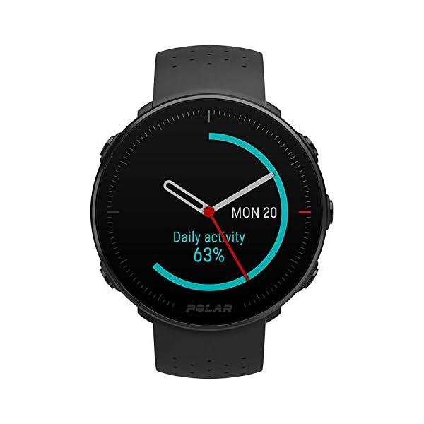 Polar Vantage M Sportwatch per Allenamenti Multisport, Corsa e Nuoto, Impermeabile con GPS e Cardiofrequenzimetro… 3 spesavip