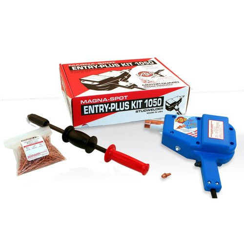 Motor Guard JO1050 Magna-Spot Entry-Plus Studwelder Kit