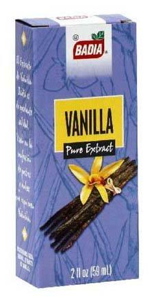Badia Extract Vanilla, 2 oz