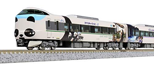 KATO Nゲージ 287系 パンダくろしお「Smileアドベンチャートレイン」6両セット 10-1506 鉄道模型 電車