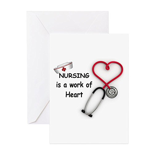 CafePress Nurses Greeting Birthday Inside
