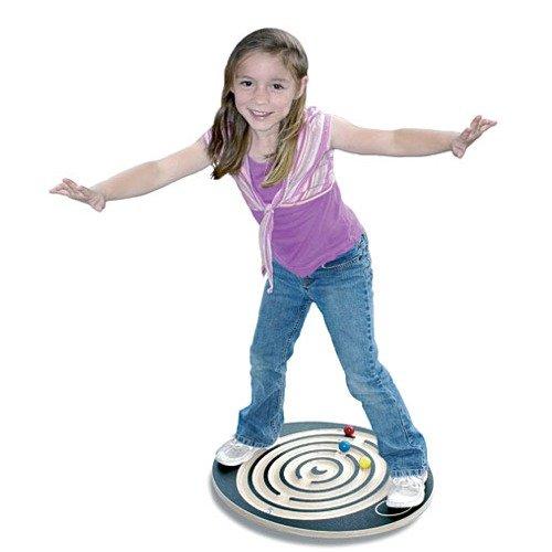 Challenge /& Fun Labyrinth Balance Board