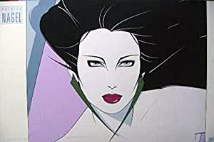 Amazon.com NC 15 By Patrick Nagel Paintings