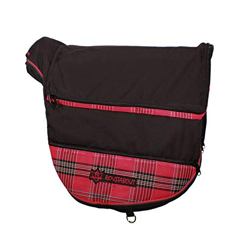 (Kensington KPP All Around A/P Carrying Bags, Deluxe Red Plaid, One Size)