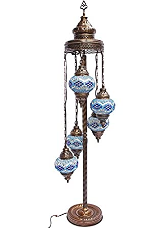 Superb Mosaic Lamps, Turkish Lamp, Moroccan Lamps, Floor Lamps, Floor Lights,  Unique Lamps, Living Room Decor, Bohemian Style, Home Furnishings, ...