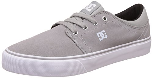 Shoes Sneakers Grey Dc Basses Sd Gris Homme Trase vqH6PnZ