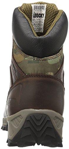 Calf Brown Men's Rocky Mid RKS0258 Boot 7twqq8X