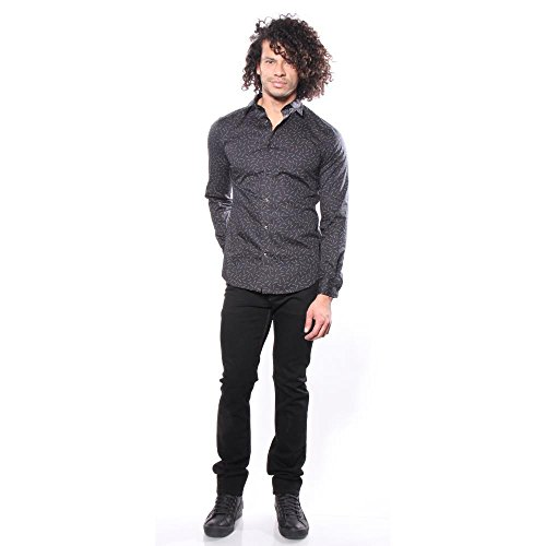 Diesel Hemden S-RUIZ Hemd Button Down Shirt Herren