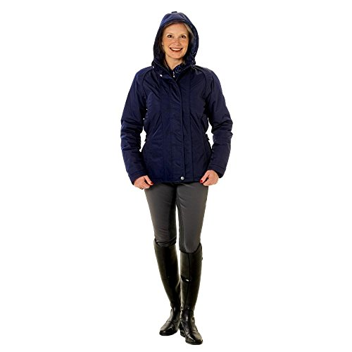 (Ovation Ladies Carmen Jacket Small Navy)