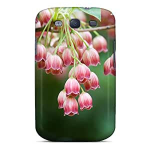 Tpu Case For Galaxy S3 With Cute Little Blossoms