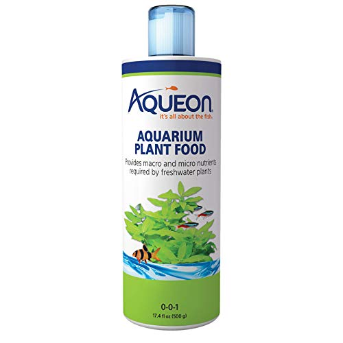 Aqueon Aquarium Plant Food, 17.4 Ounce (Plant Care Aquarium)