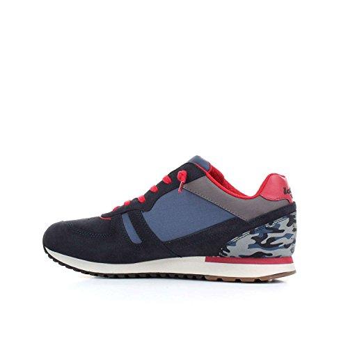 43 Lotto Tokyo T0839 Leggenda Blu Shibuya Blu rosso Sneakers nwzxg04wqS