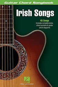 Hal Leonard Irish Songs Guitar Chord Songbook (A Boy And A Girl Sheet Music)