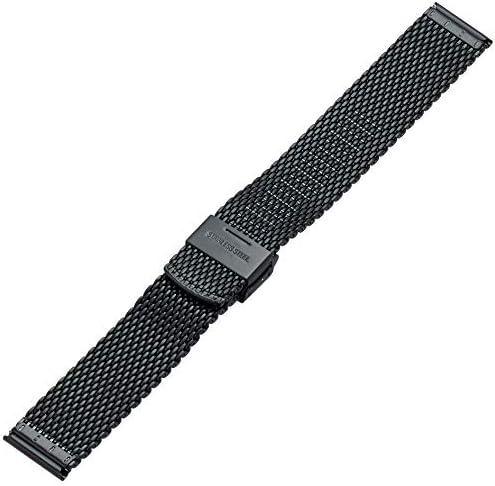 Tissot Stainless Steel Grey Watch Strap, 20mm Width (Model: T605040718)