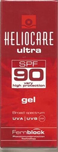 24 x HELIOCARE ULTRA UVB/UVA SPF 90 GEL 50ml