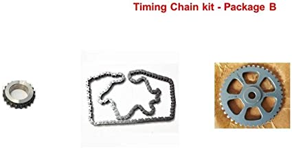 Joyfulstore Primary Drive Timing Chain Kit W Gears Tensioner Pulley For Chinese Saic Mg3 5 Roewe350 1 5l Autocar Motor Engine Part 10025619 Red Amazon Fr Bricolage