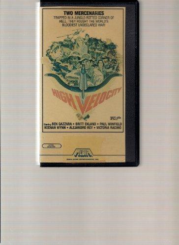 high-velocity-1978-vhs-tape-ben-gazzara-britt-ekland-keenan-wynn-paul-winfield