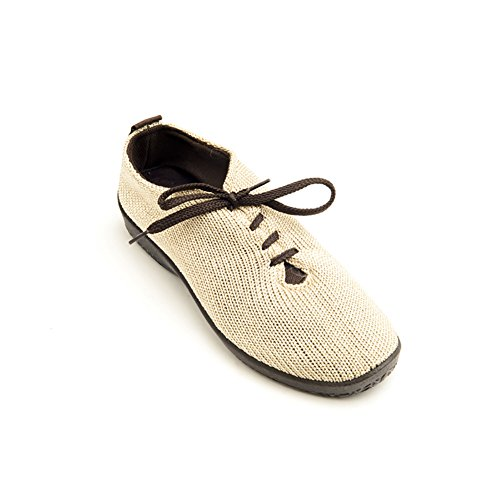 Arcopedico 1151 Ls Womens Oxfords Shoes, Beige, Size - 43 by Arcopedico