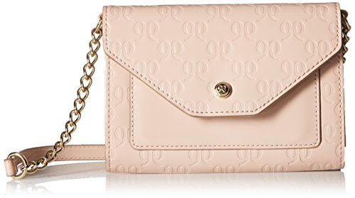 West Aleksei Patent Embossed Crossbody Nine 9s Cashmere 0Fgzwq