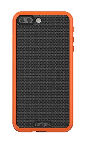 Dog Bone orange iphone 7 plus case 2019