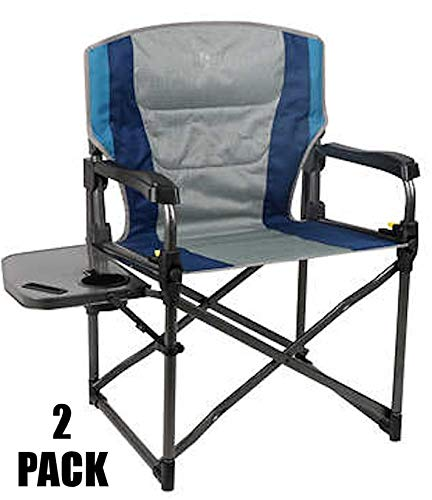 Timber Ridge Folding Director's Chair, 2-Pack, FC-065M by Timber Ridge